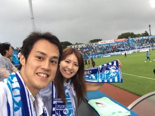 横浜FCクラブメンバーズデイ0629:赤松さんと