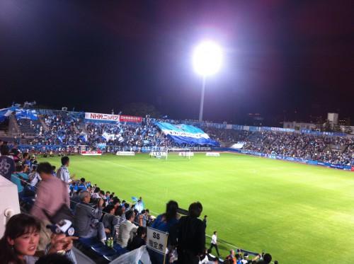 横浜FCクラブメンバーズDAY:試合後
