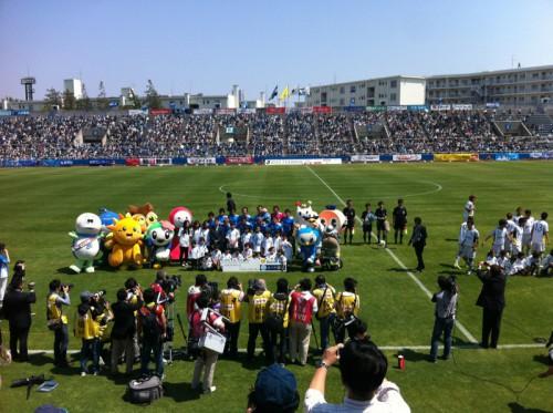 横浜FC vs アビスパ福岡