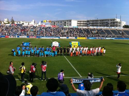 横浜FC vs 愛媛FC